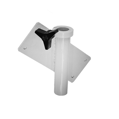 Add additional functionality to a standard configuration with an armrest mount