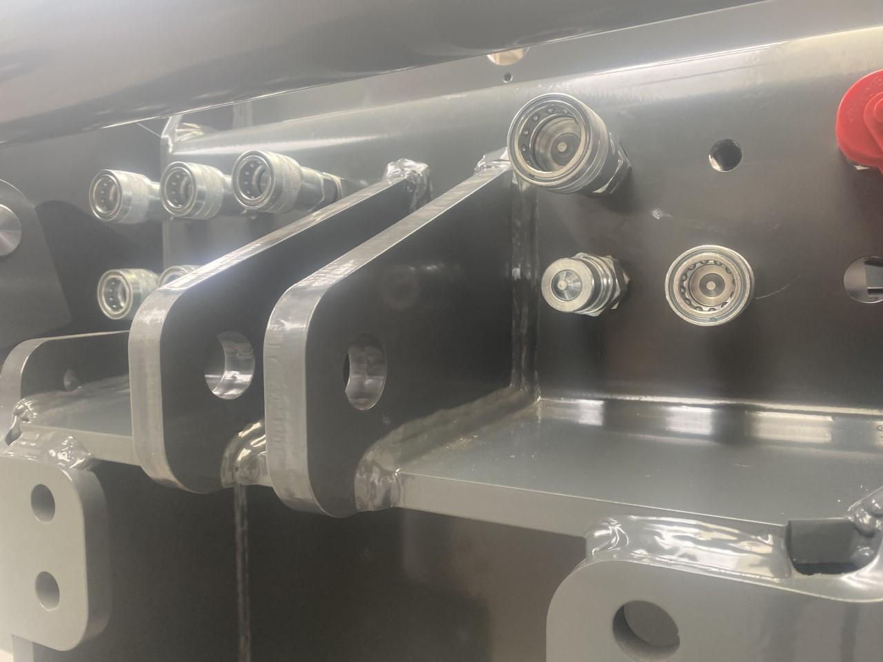 hydrauliek 6 proportionele ventielen power beyond 120 l/min