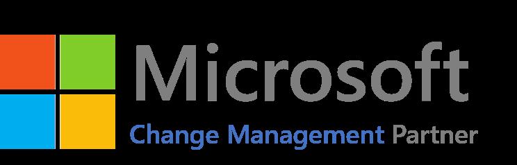 Microsoft Change Management Partner logo
