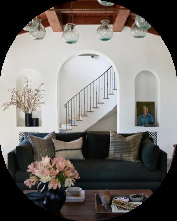 B3 Productions │ Living room photo