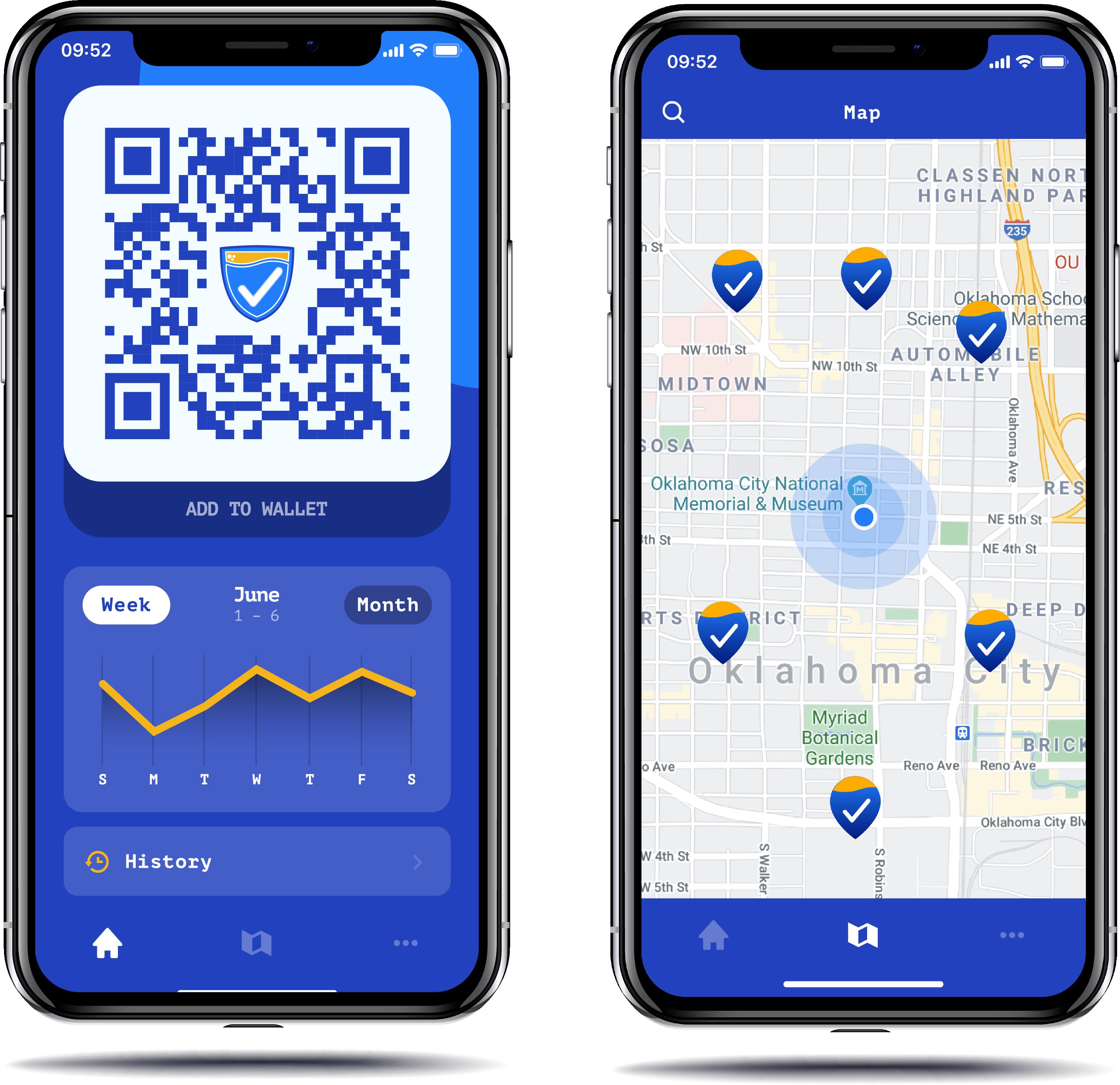 Draft Badge mobile app
