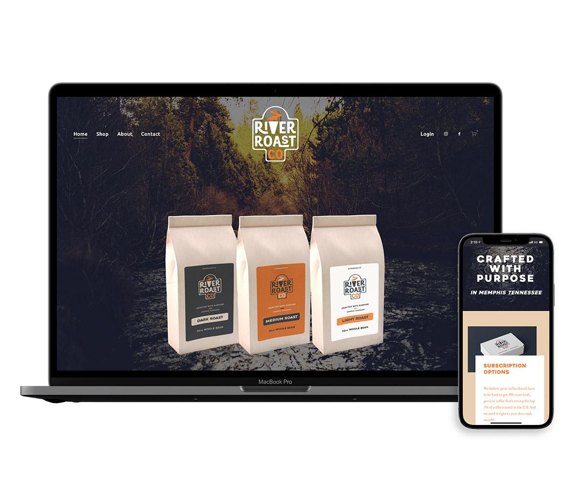 Website & Online Store Development