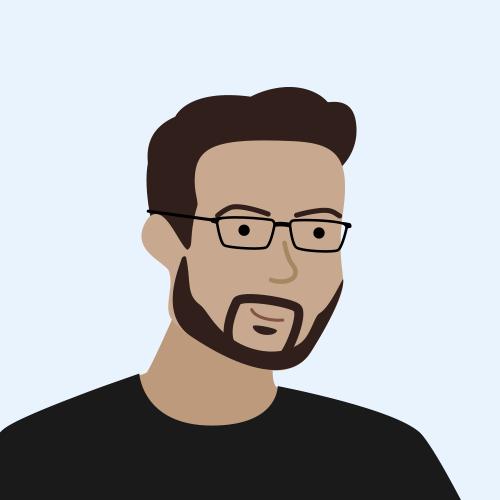 Illustration image of team member