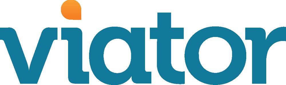 Viator's logo
