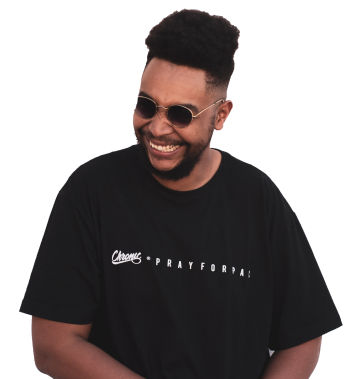 Smiling guy with sunglasses