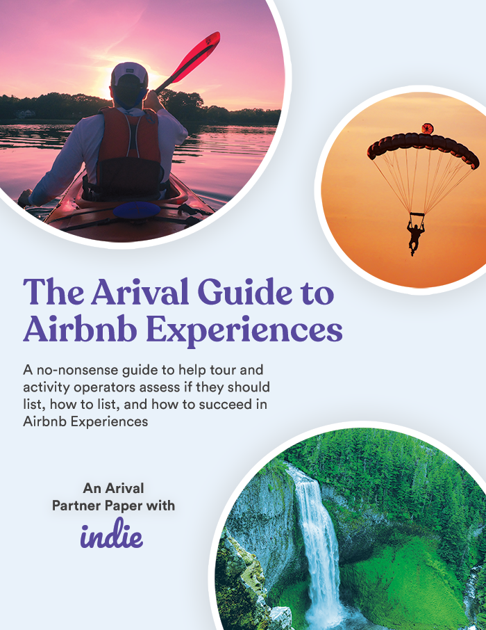 Cover Image of the Arival x Indie PDF
