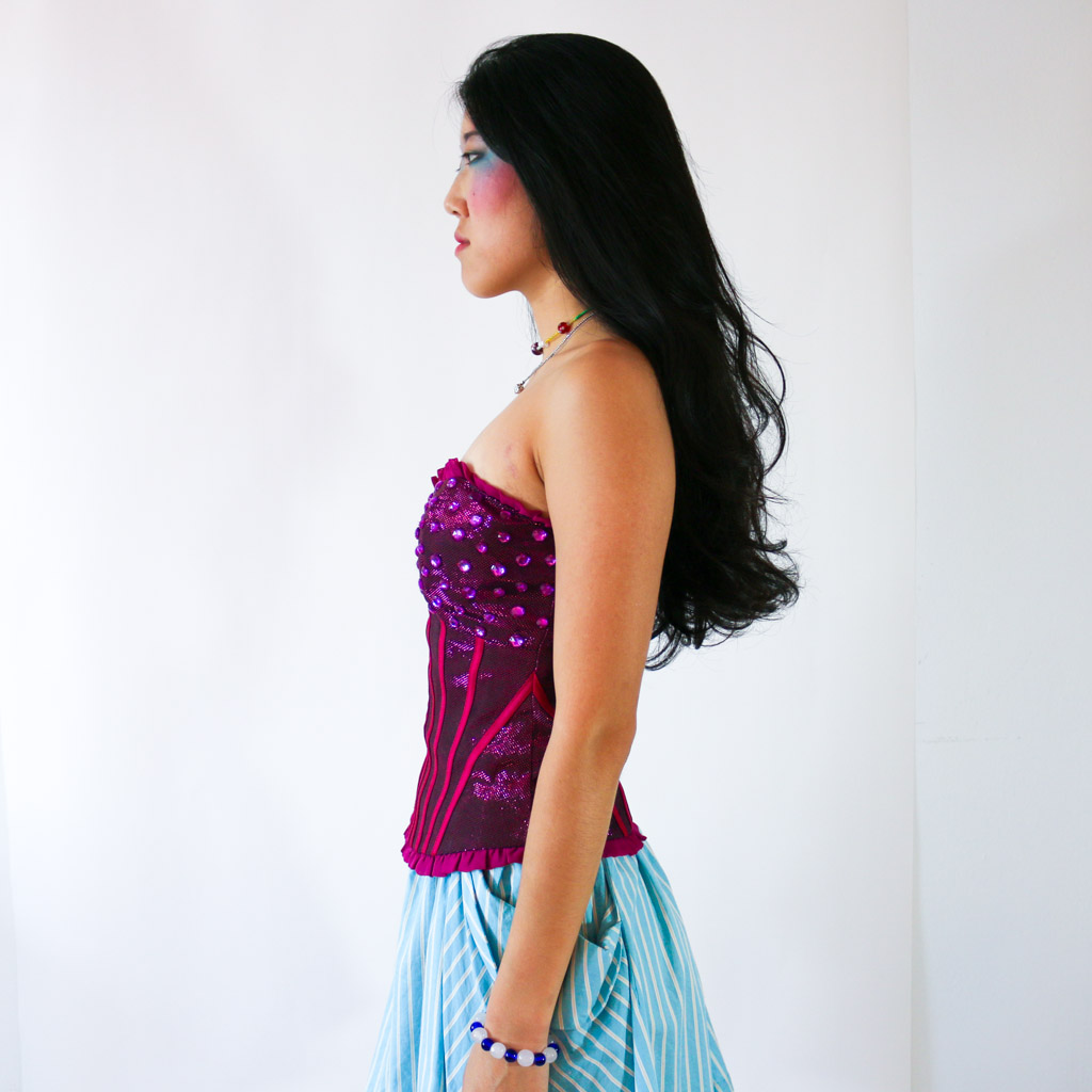 We hear it's the roaring twenties... time to bust out a fabulous bustier.