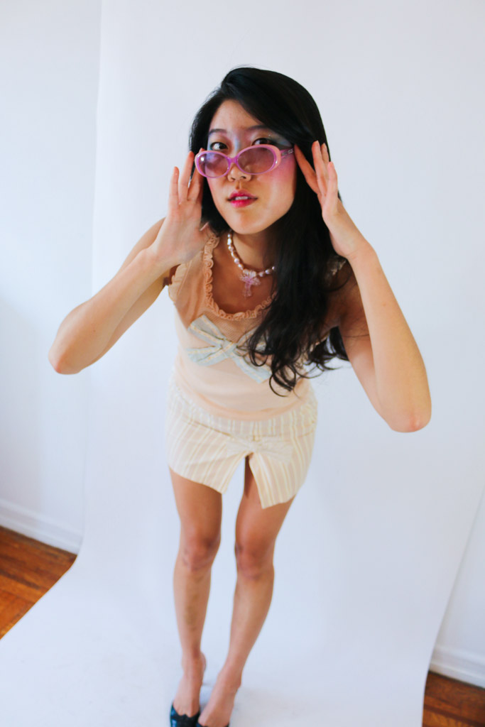 Fabulous Miu Miu Pink Sunnies