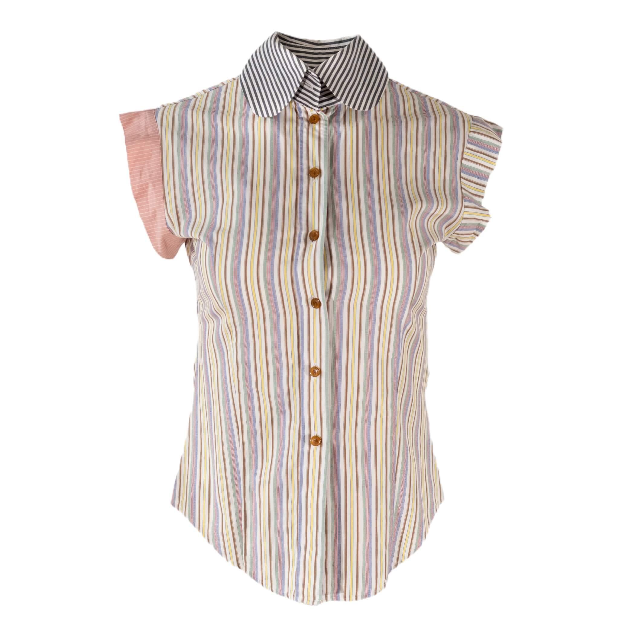 Vivienne Westwood Lolita Button Up