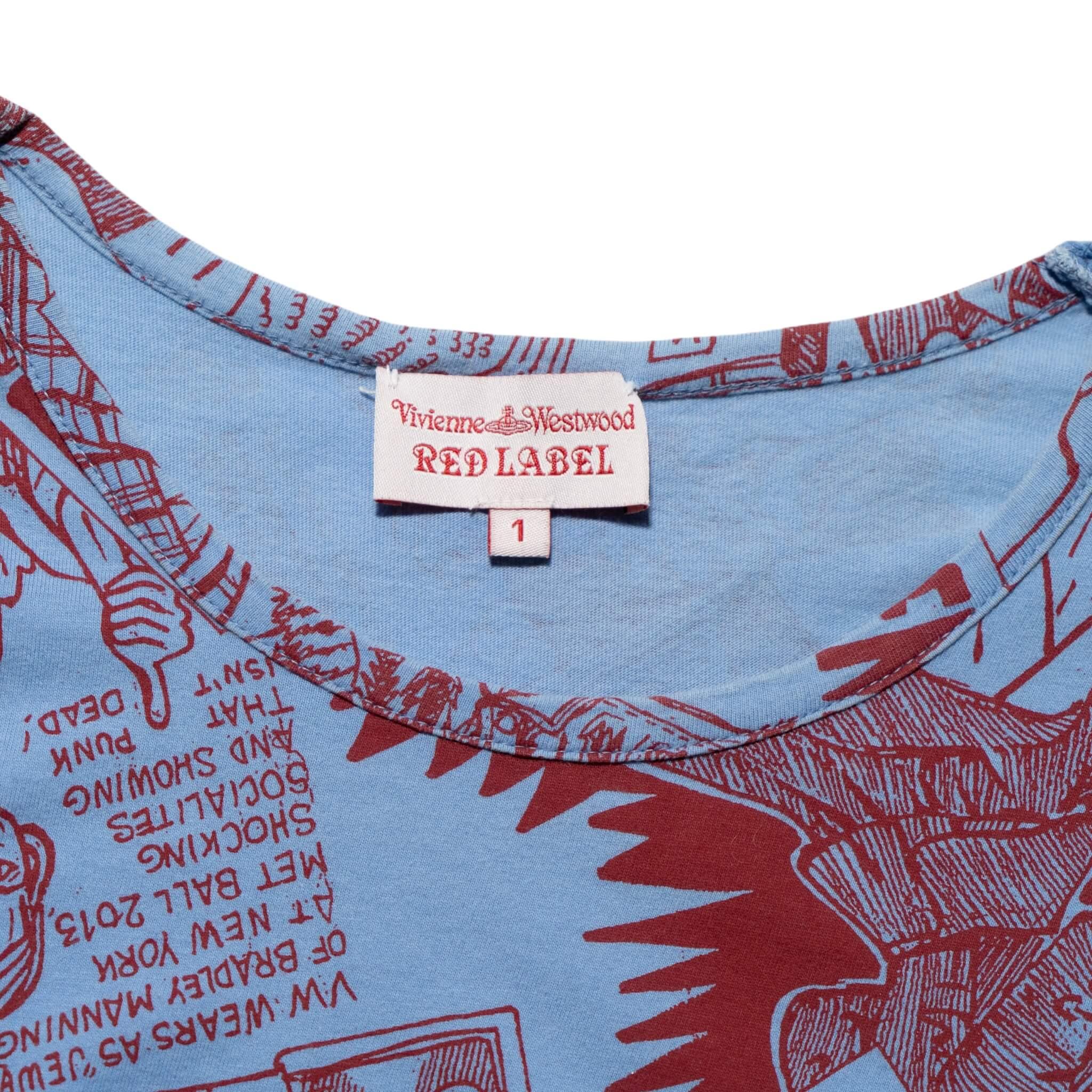 Vivienne Westwood Comic Tee