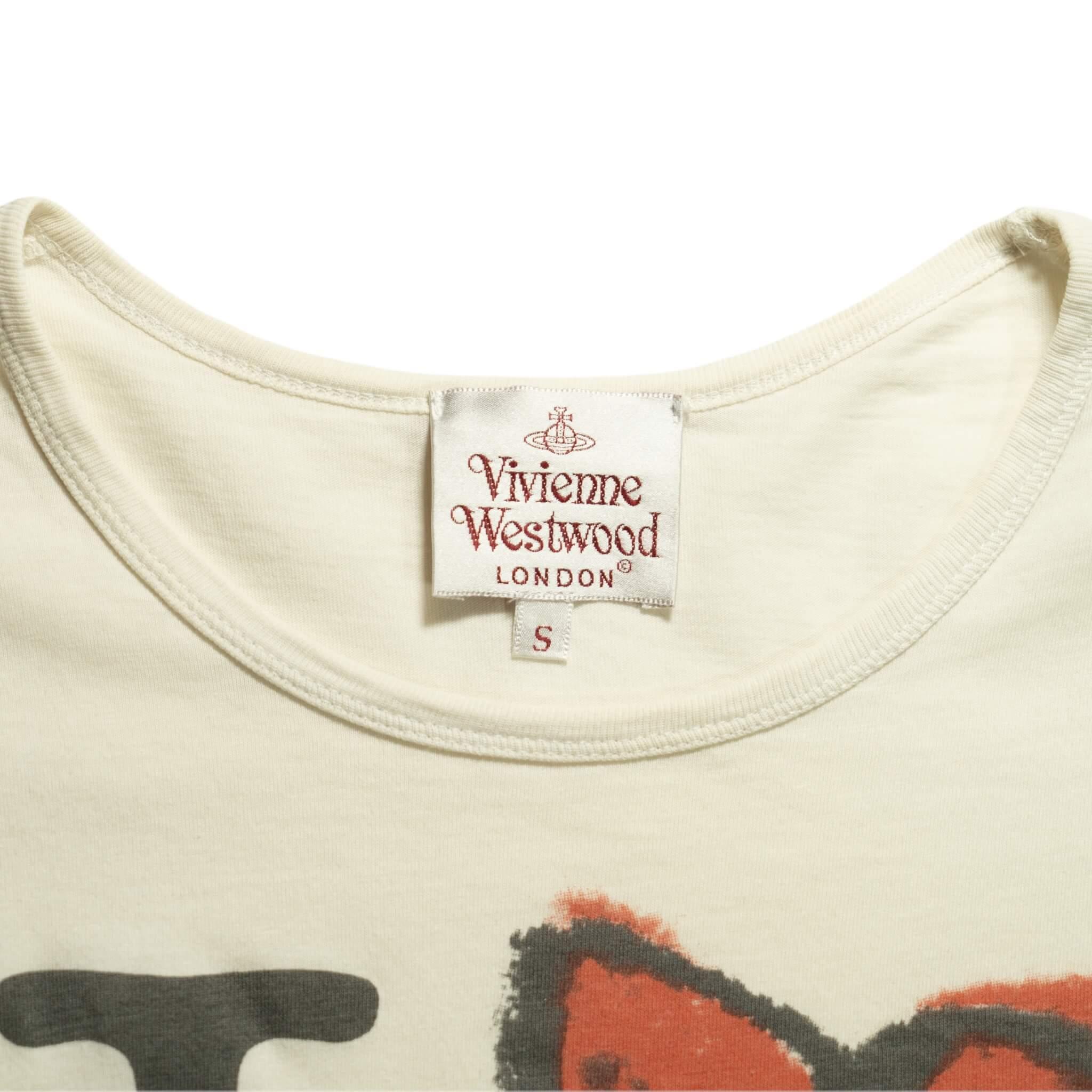 Vivienne Westwood Crap Tee