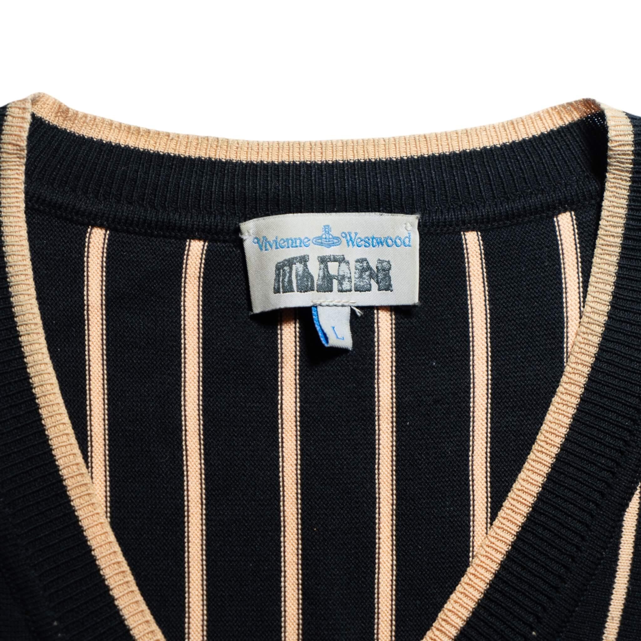 Vivenne Westwood Pin Stripe Sweater