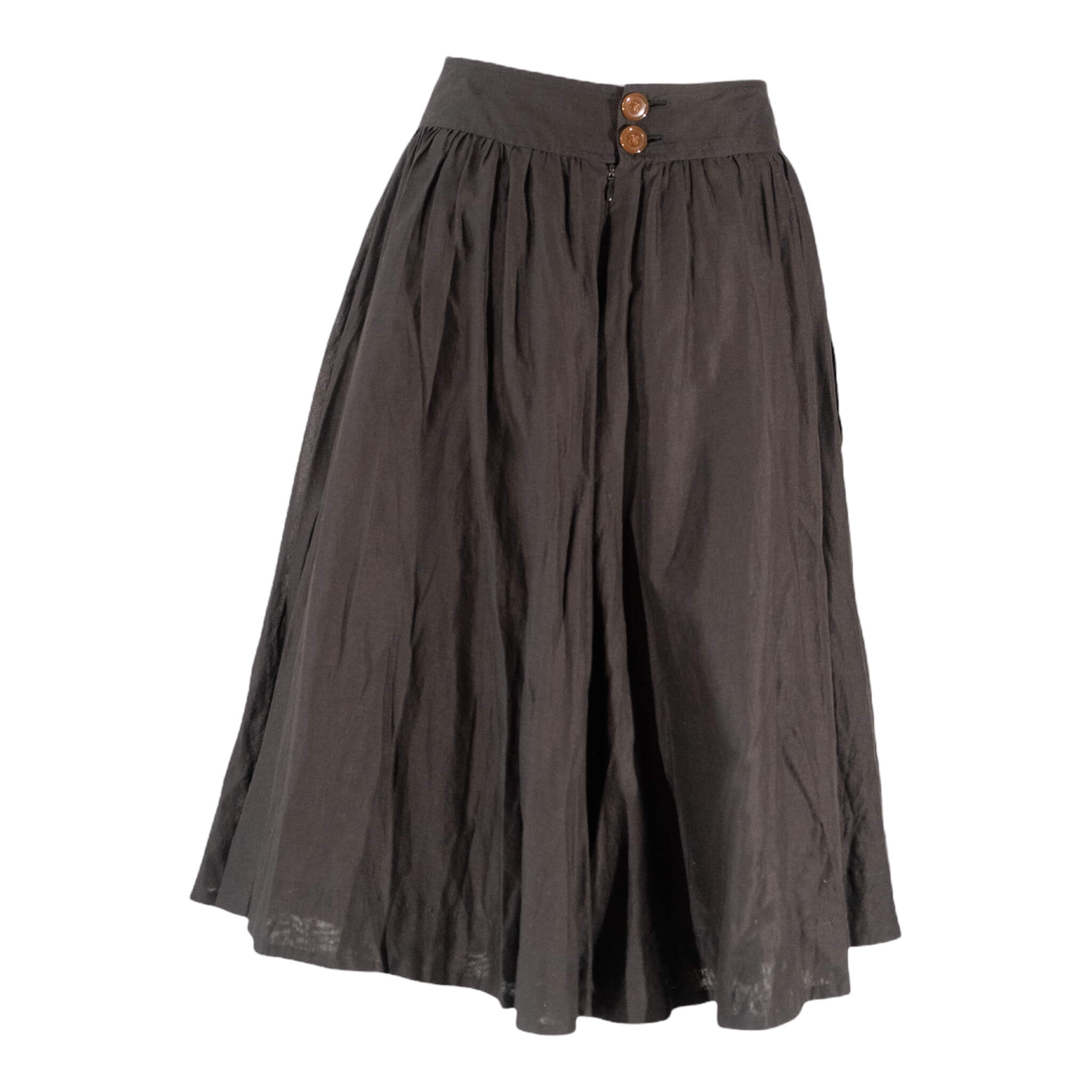 Vivienne Westwood Linen Flow Skirt