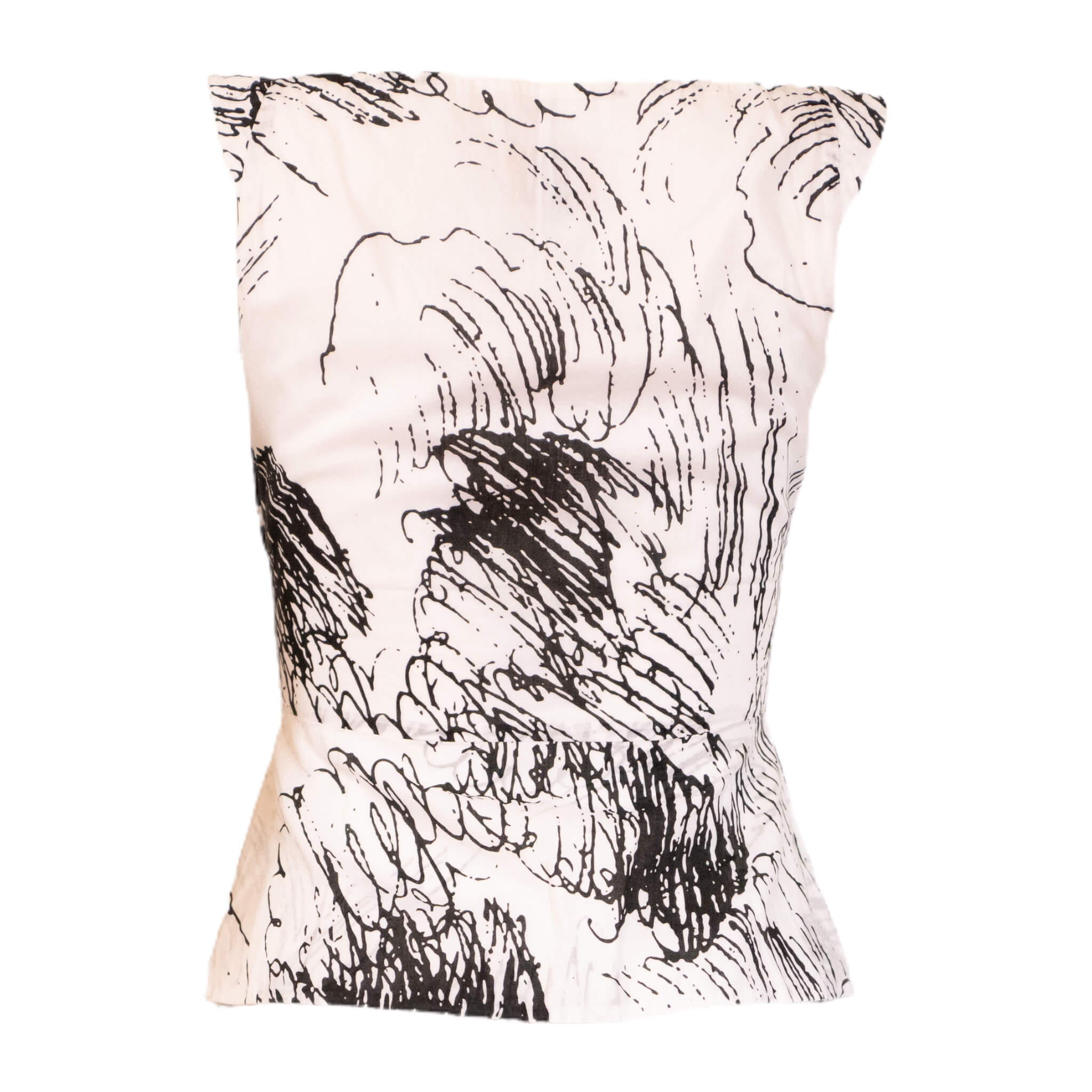 Vivienne Westwood Scribble Blouse