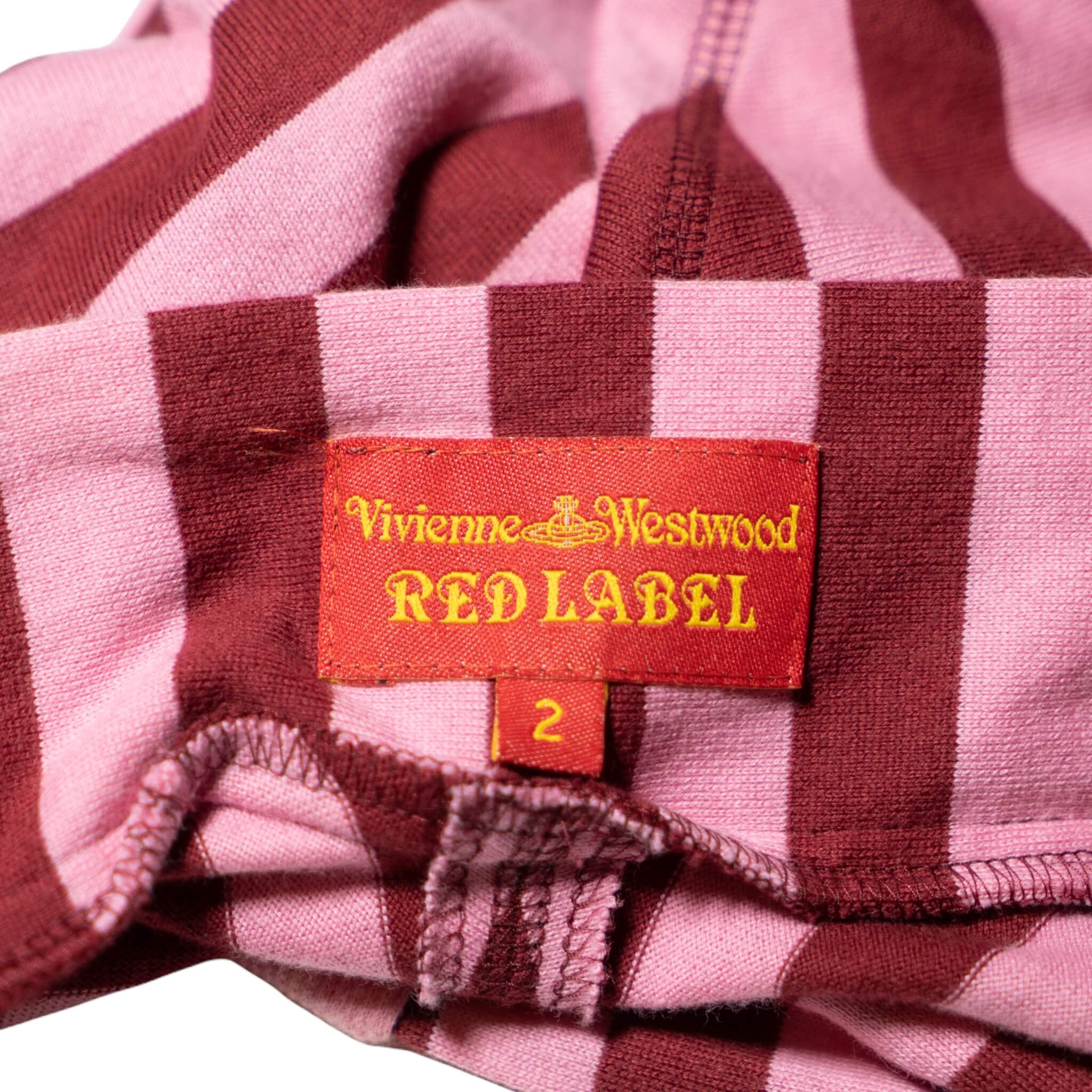 Vivienne Westwood Stripe Ballerina Skirt