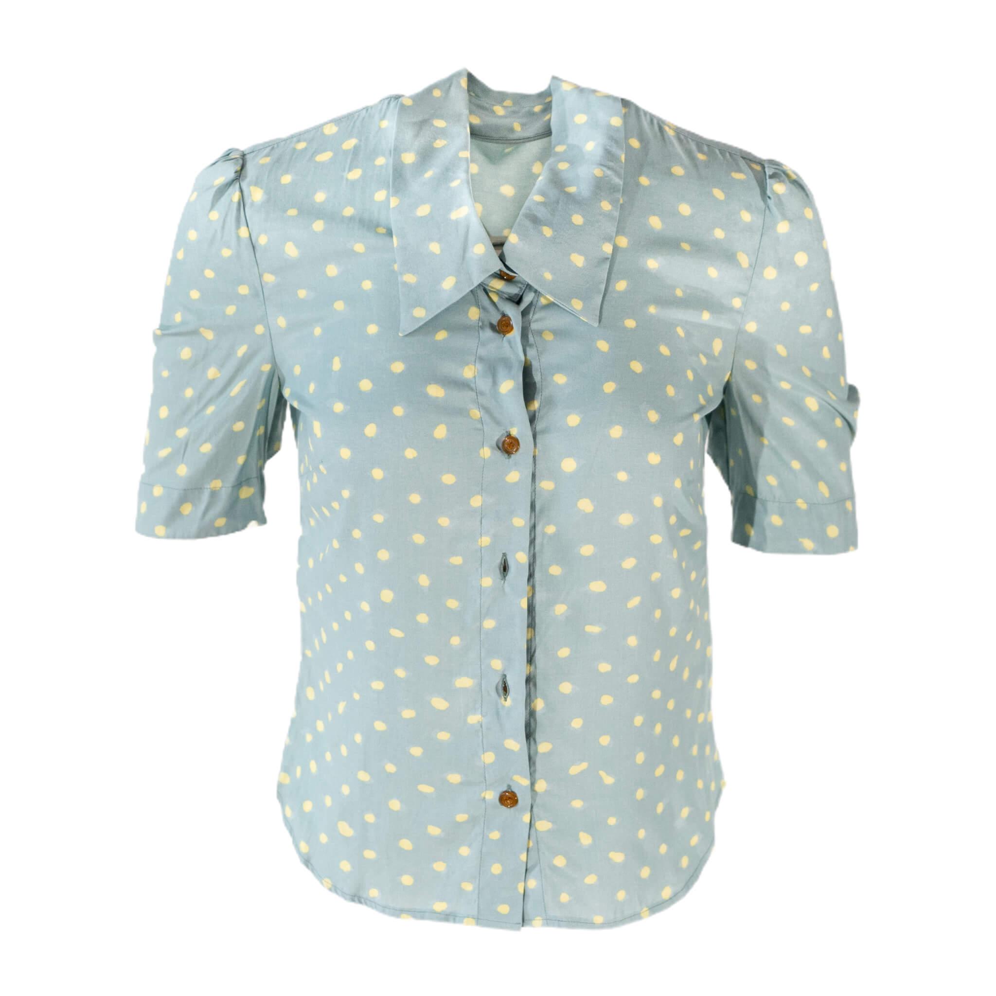 Vivienne Westwood Sea Button Up