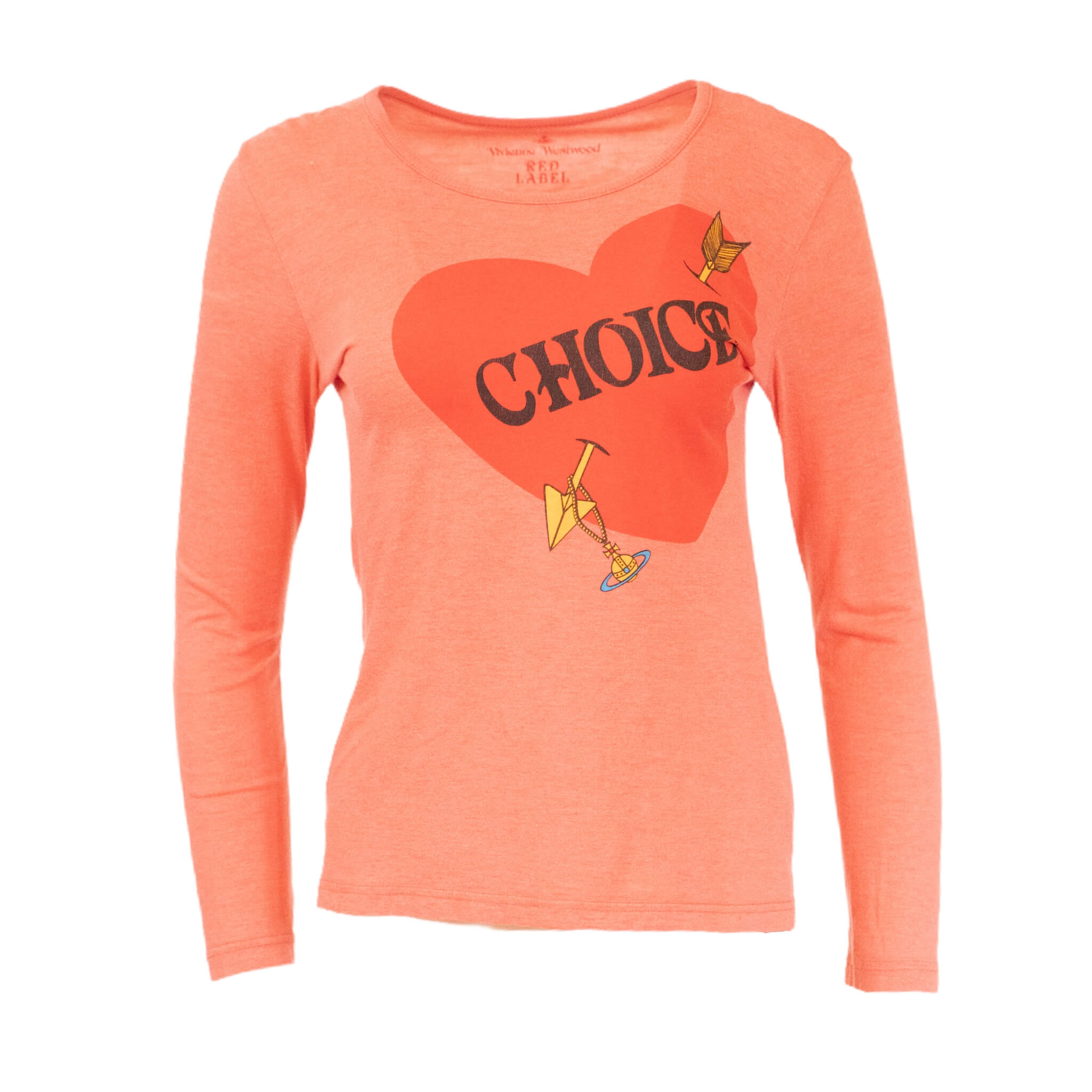 Vivienne Westwood Choose Choice Tee