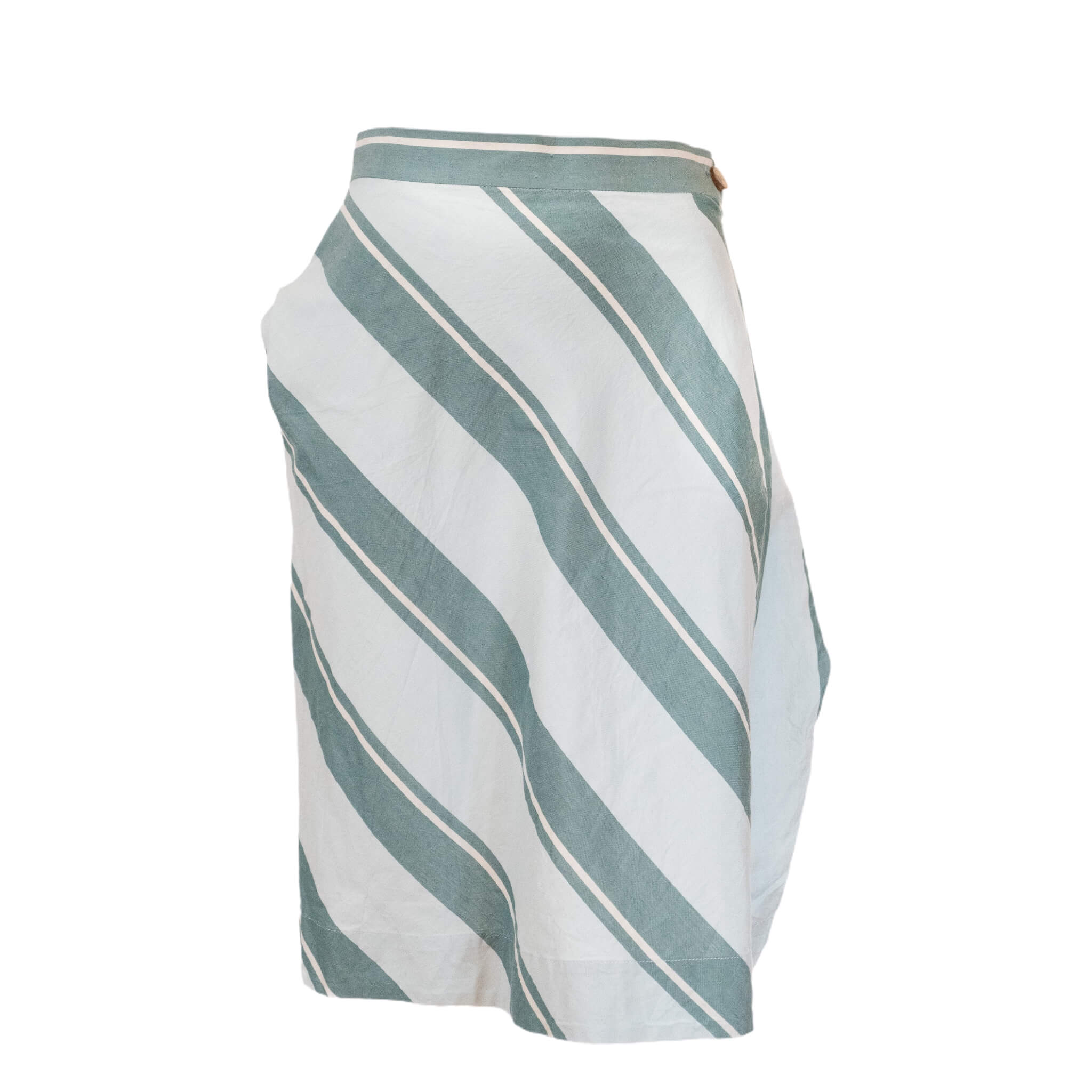 Vivienne Westwood Stripe Twist Skirt