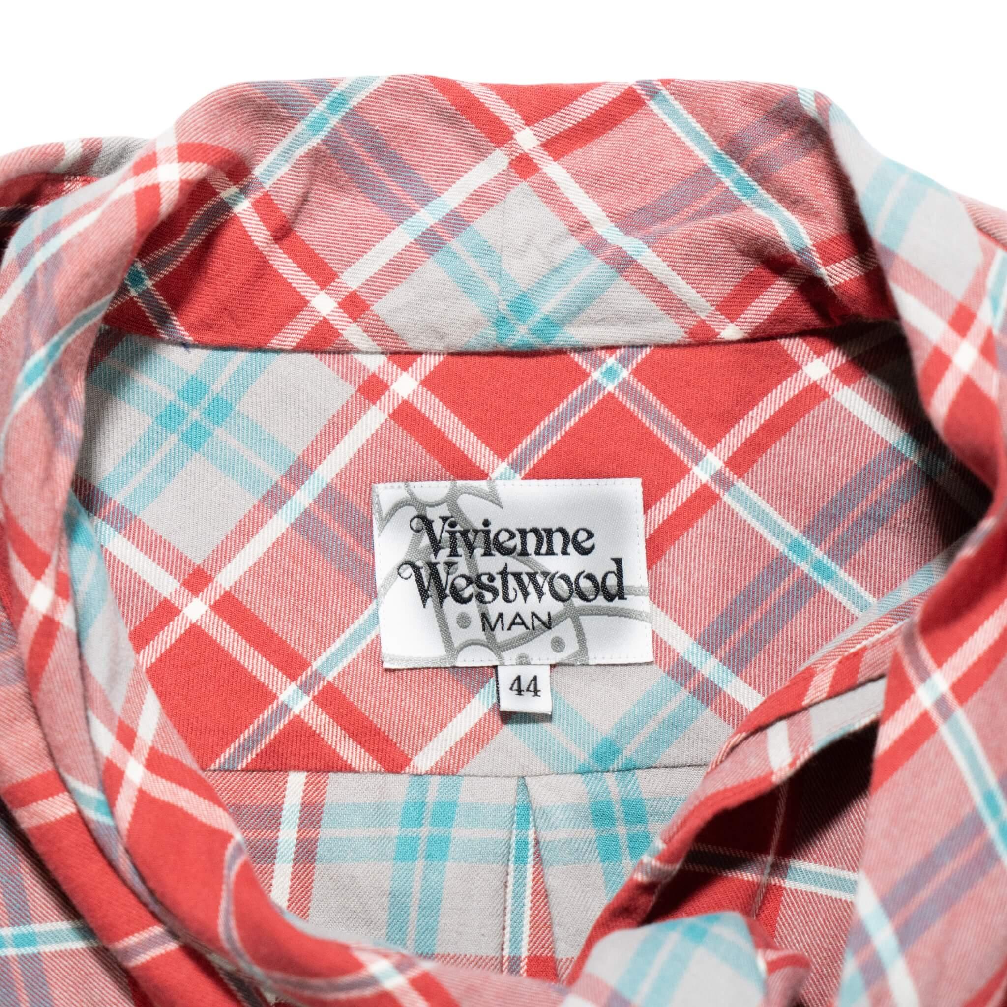 Vivenne Westwood Necktie Flannel