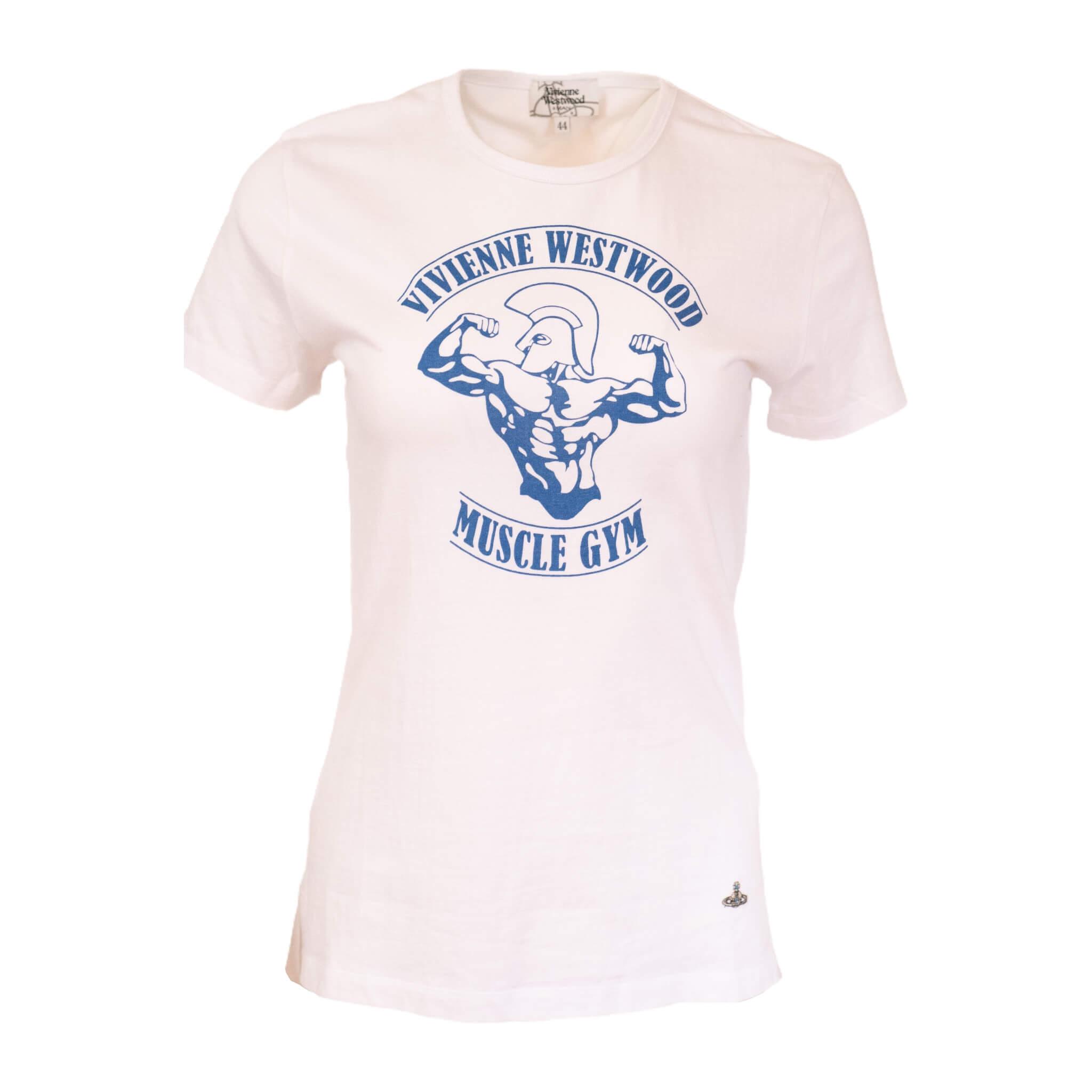 Vivienne Westwood Muscle Gym Tee