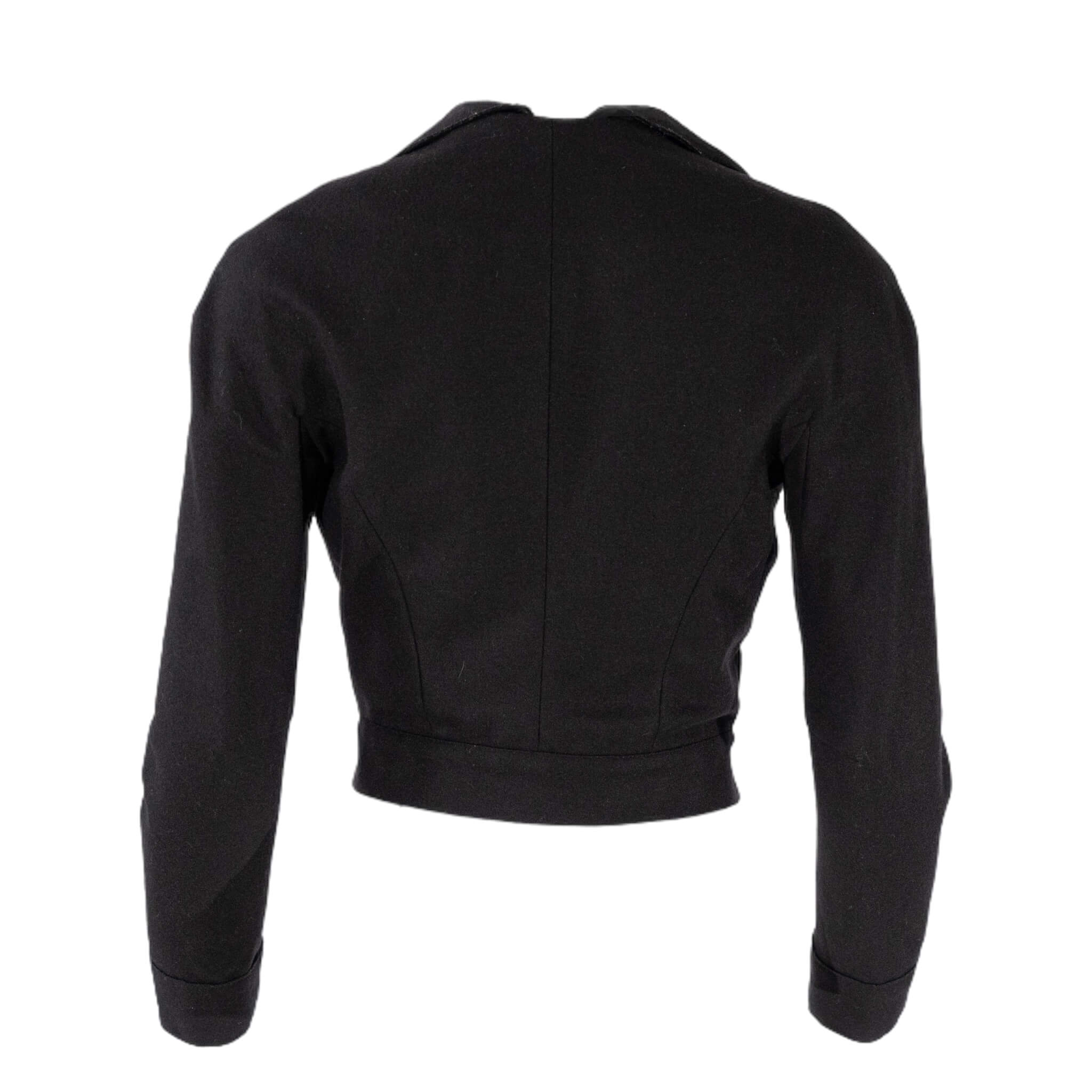 Vivienne Westwood Fitted Wool Blazer