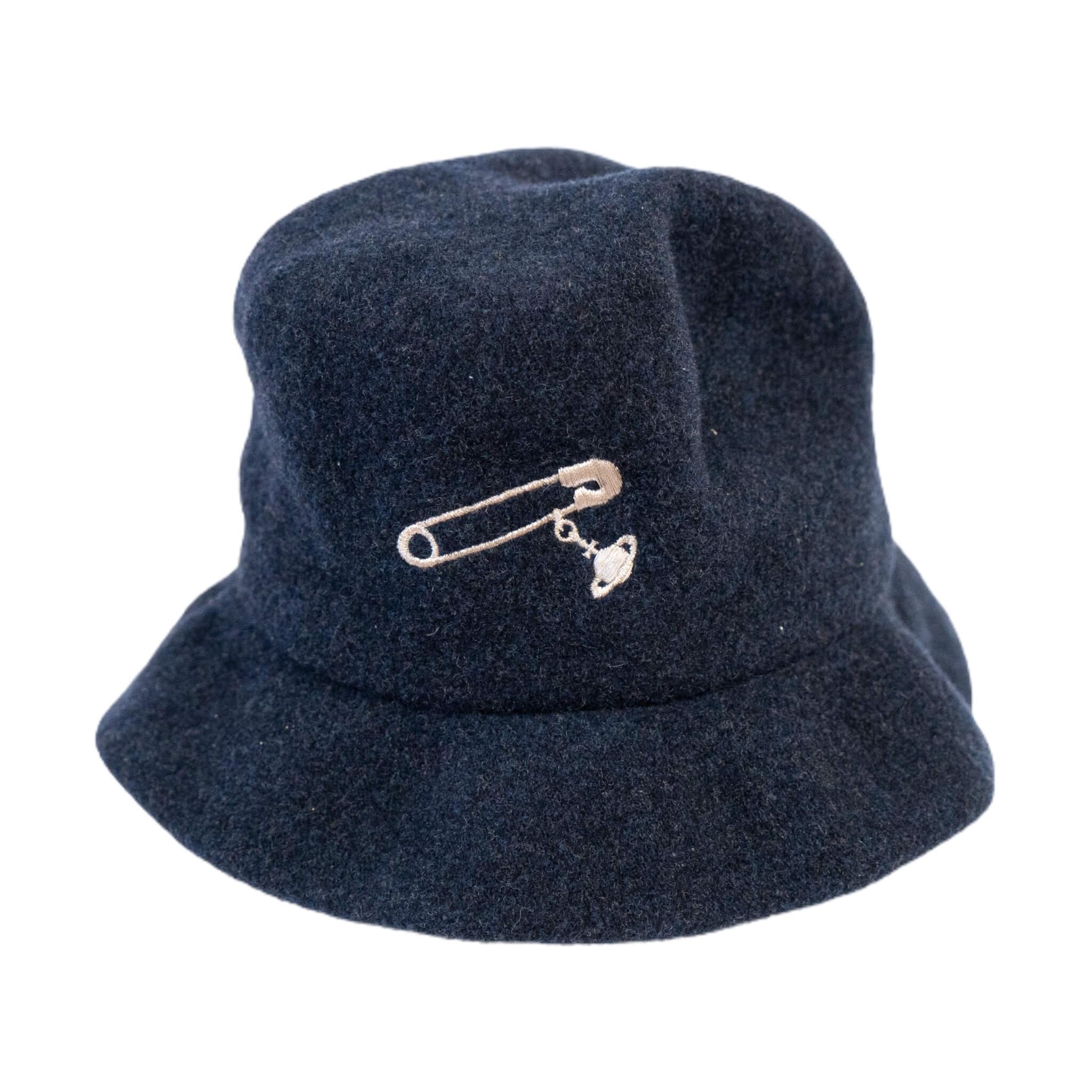 Vivienne Westwood Wool Pin Hat