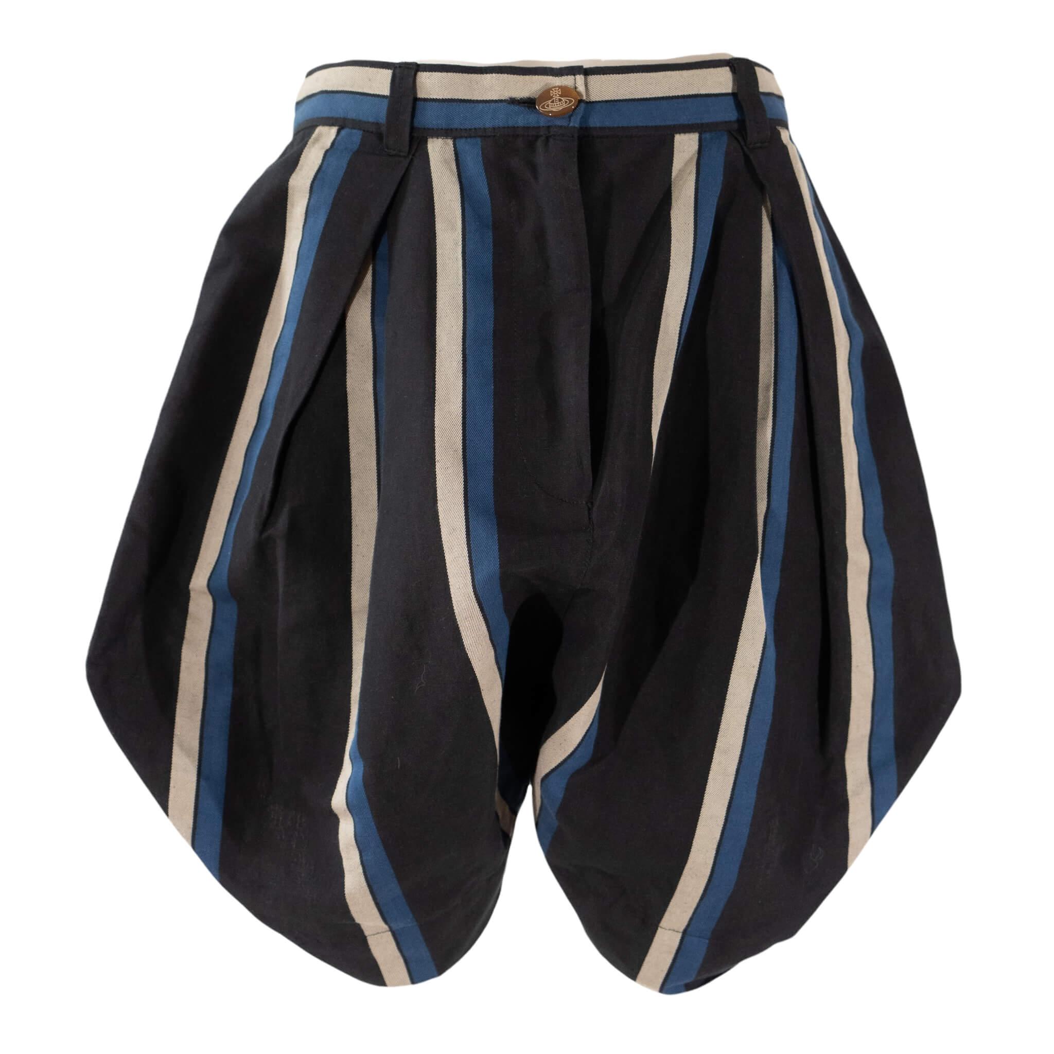 Vivienne Westwood Epic Stripe Blazer Shorts