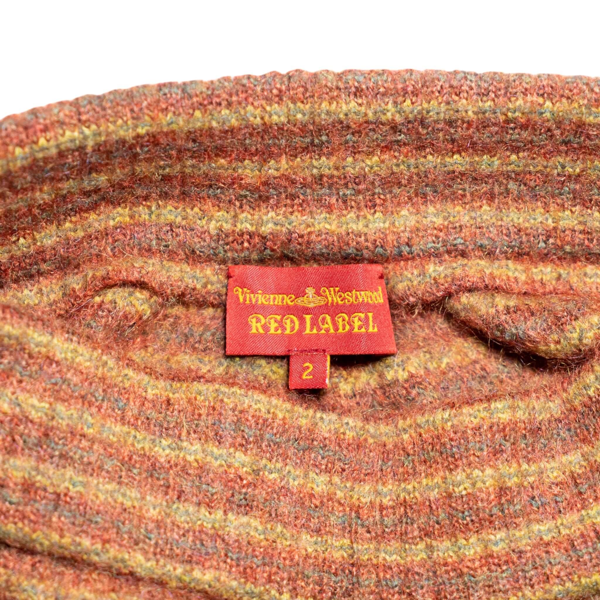 Vivenne Westwood Classic Wool Skirt