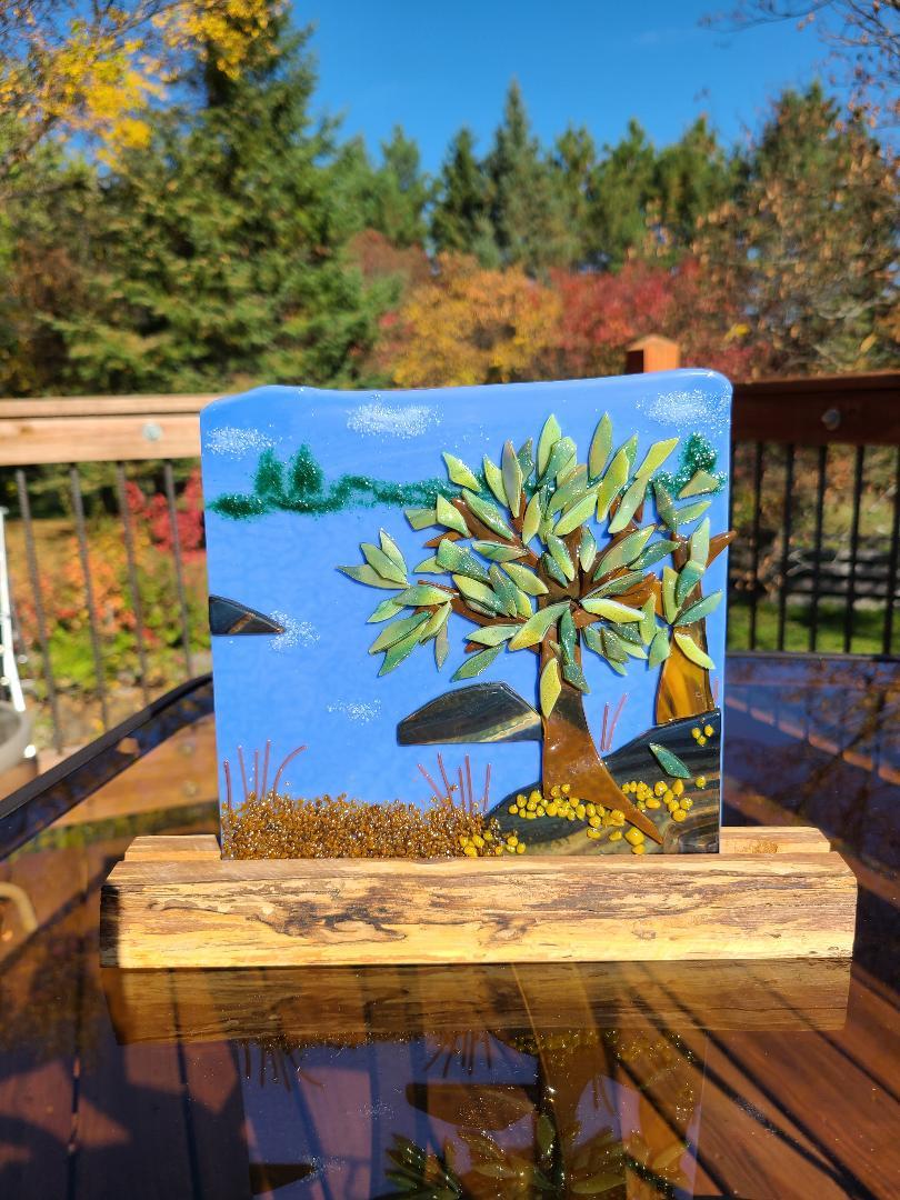 Lakeside Tree