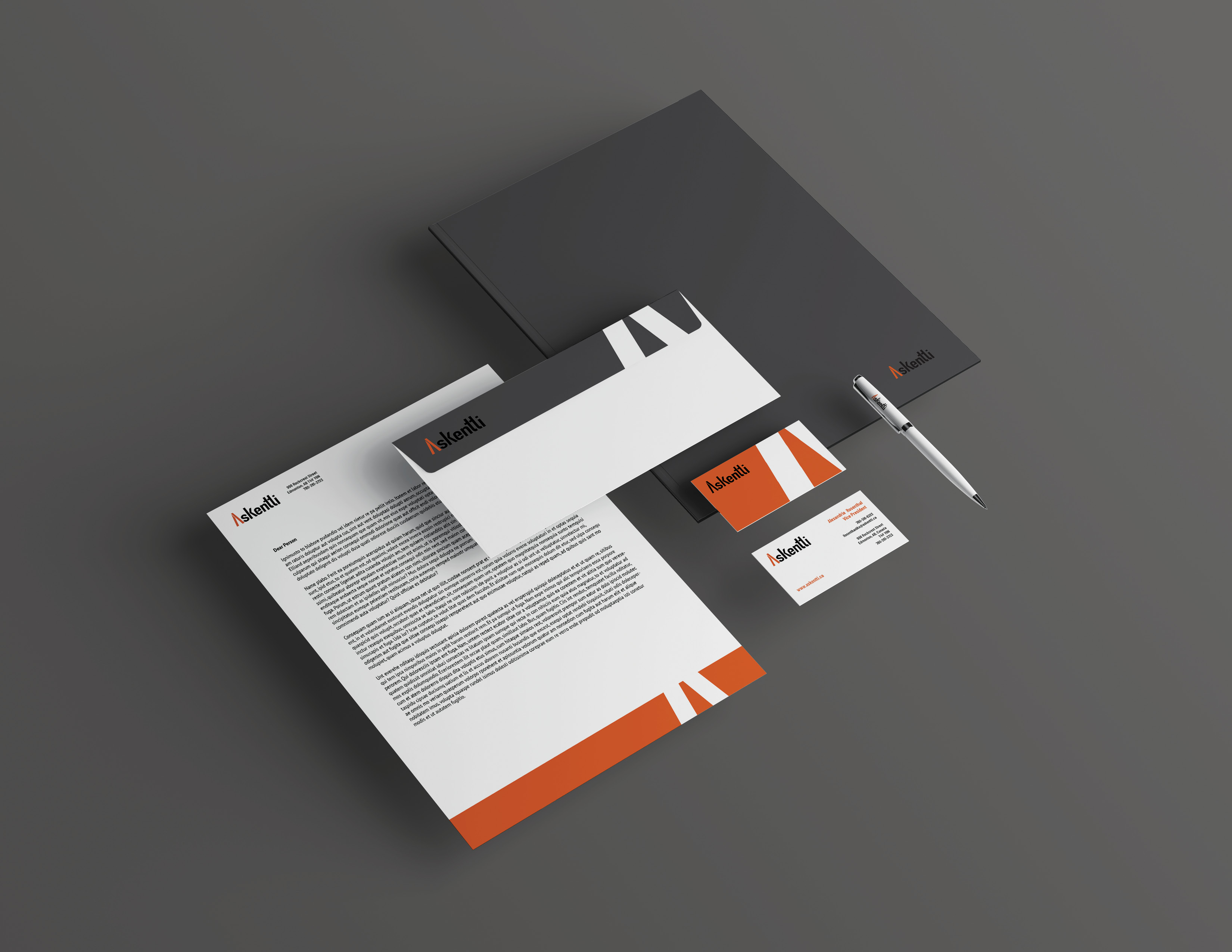 Askentti Stationary materials