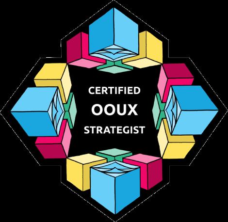 OOUX Certification Badge