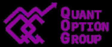 QOG Quant Option Group Logo