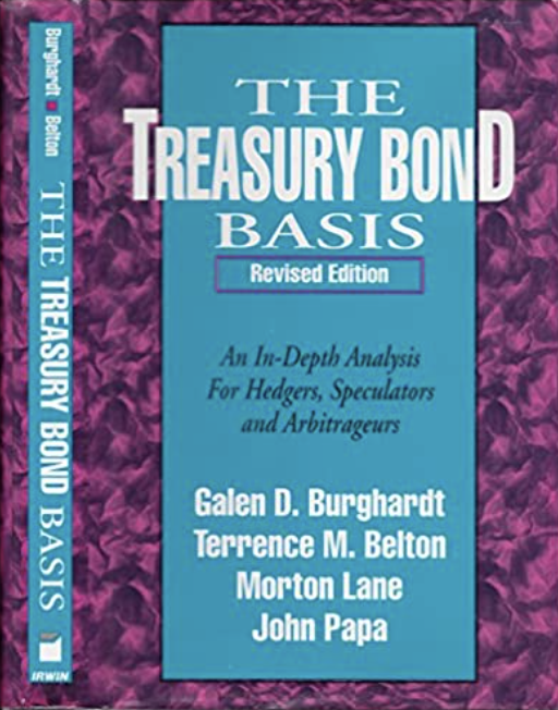 The Treasury Bond Basis book cover