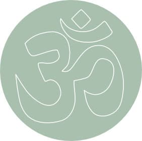 oh the places you'll flow om yoga icon