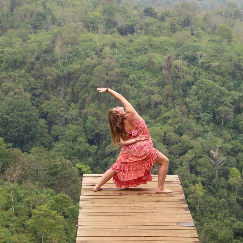 Traveling Yogi -- Yoga in Lombok