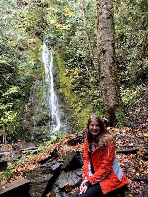 Seattle Olympic National Park Solo Trip