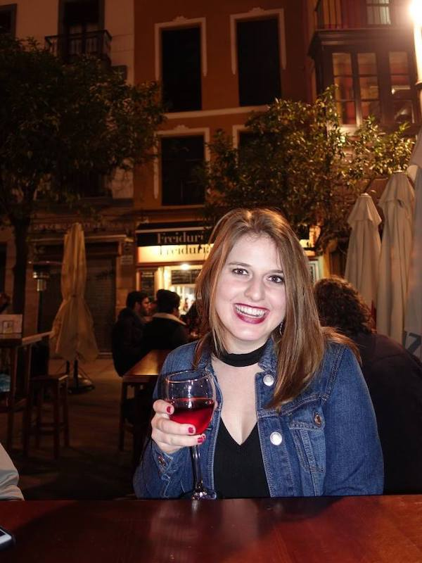 Seville Spain Tinto De Verano