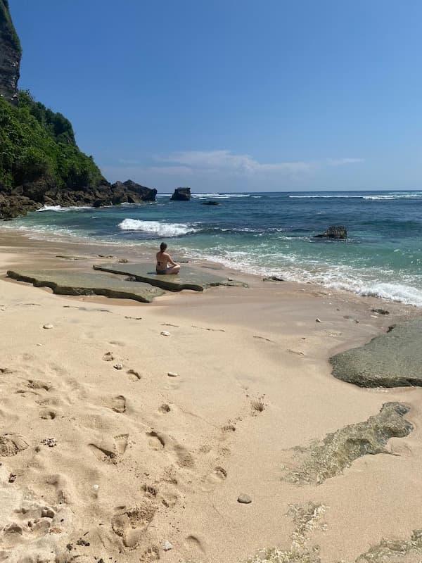 Suluban Beach Uluwatu Bali
