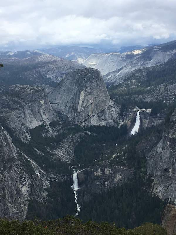 Yosemite National Park Viewpoint