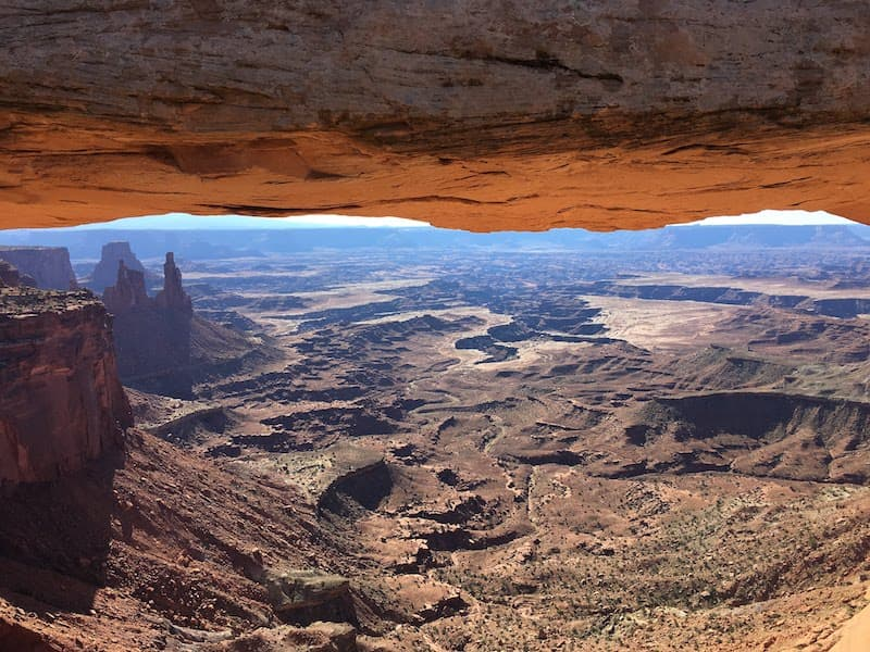 Canyonlands National Park Arch