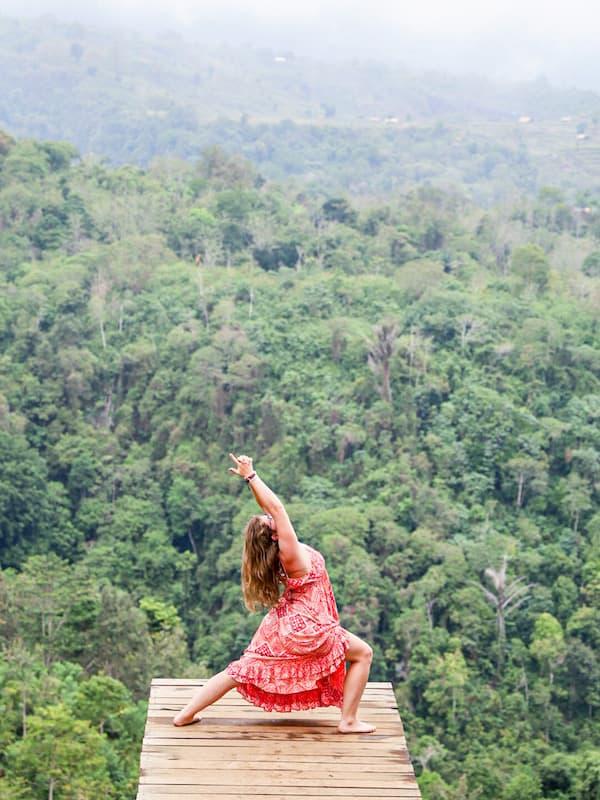 Yoga in Lombok