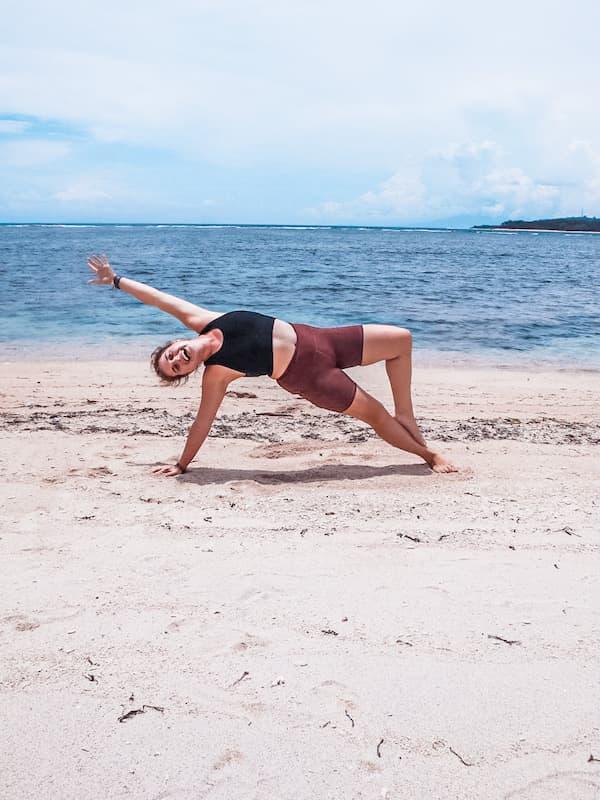 Yoga on Gili Air Indonesia