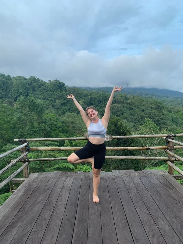 Northern Bali Jungle Yoga