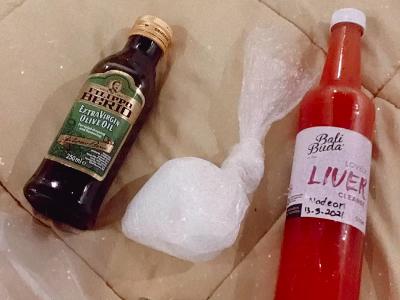 epsom salt liver cleanse ingredients