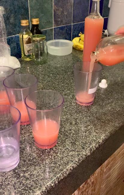 Epsom Salt Liver Cleanse Grapefruit Juice