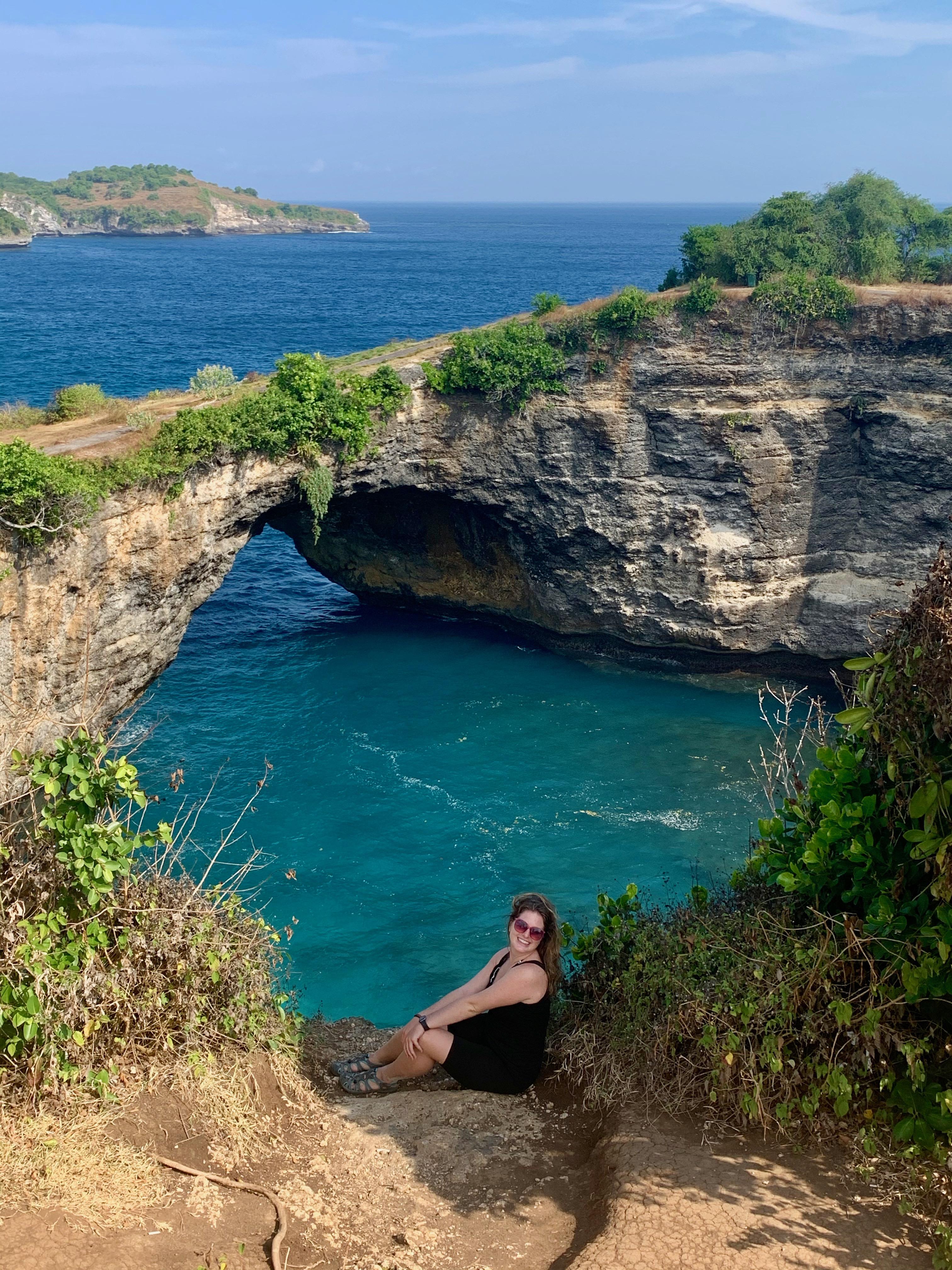 Broken Beach Nusa Penida Expat Traveler