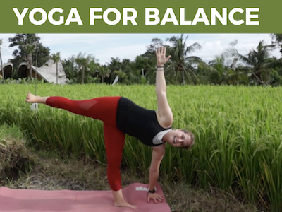 Yoga For Balance Beginners Yoga Sequence