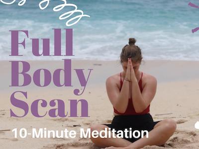 Full Body Scan Meditation