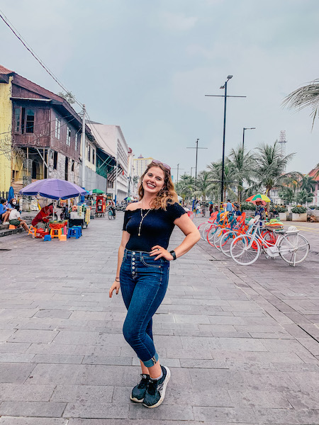 Kota Tua Jakarta Indonesia