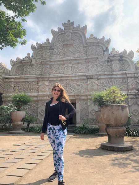 Taman Sari Jogjakarta Indonesia